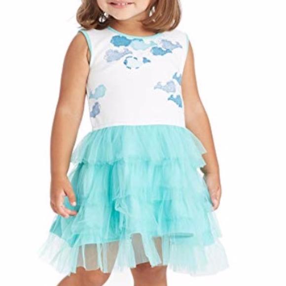 ac8ce774d4 Masala Baby Dresses | Sale Turquoise Ruffle Fish Dress | Poshmark